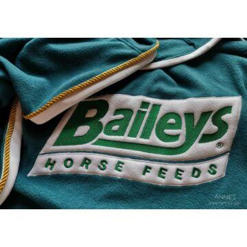 Baileys Horse Feeds sötétzöld lótakaró