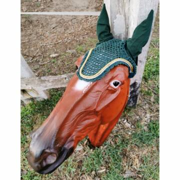 Baileys Horse Feeds zöld fülvédő