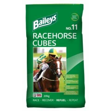 Baileys No.11 Racehorse Cubes