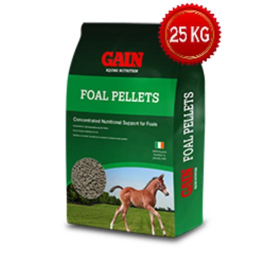 GAIN Foal Pellets