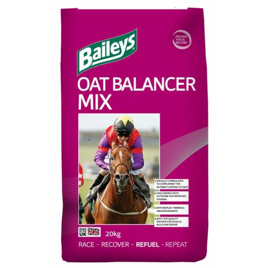 Baileys Oat Balancer Mix