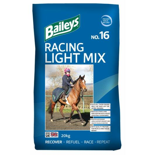Baileys No.16 Racing Light