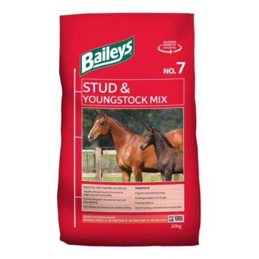 Baileys No. 7 Stud Mix